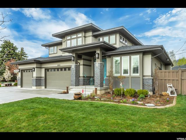 Home for sale at 3951 S Oliver Dr, Holladay, UT 84124. Listed at 1075000 with 5 bedrooms, 4 bathrooms and 4,277 total square feet
