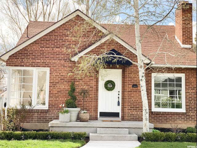 Home for sale at 2648 S Glenmare St, Salt Lake City, UT 84106. Listed at 494900 with 4 bedrooms, 2 bathrooms and 1,779 total square feet