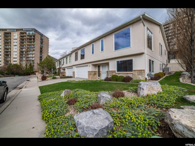 Home for sale at 907 S Donner Way, Salt Lake City, UT  84108. Listed at 599000 with 3 bedrooms, 3 bathrooms and 3,006 total square feet