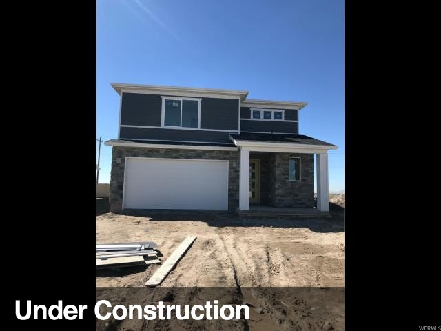 1085 W SILVERHOLLOW RD Unit LOT 8, Syracuse UT 84075