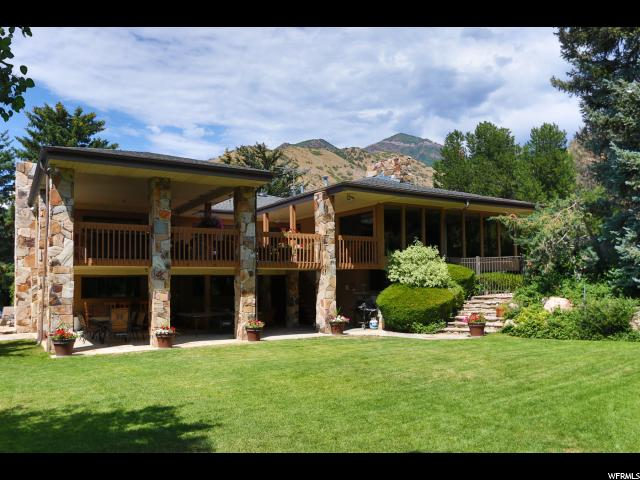 3928 MT OLYMPUS WAY, Salt Lake City UT 84124