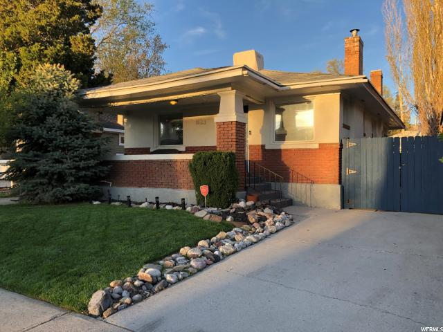 Home for sale at 1883 S 300 East, Salt Lake City, UT 84115. Listed at 294000 with 2 bedrooms, 1 bathrooms and 1,575 total square feet