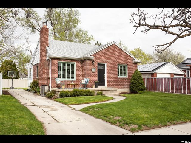 2536 S WELLINGTON ST, Salt Lake City UT 84106
