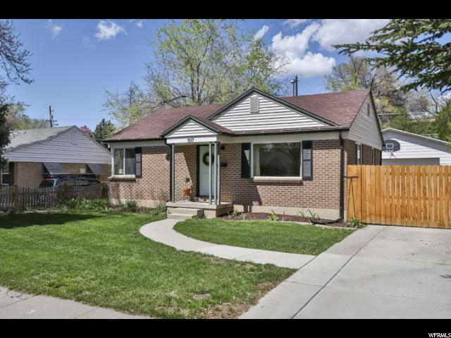 1517 E 3010 S, Salt Lake City UT 84106
