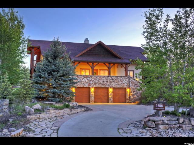 5785 TRAILSIDE DR, Park City UT 84098