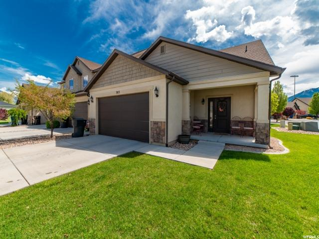 383 W SPANISH TRAILS BLVD, Spanish Fork UT 84660