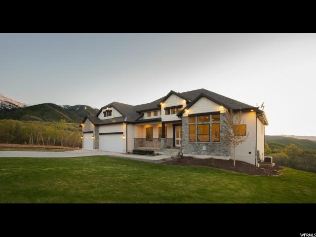 925 S MAPLE RAVINE CIR, Woodland Hills UT 84653
