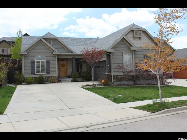 2823 W AFTER GLOW LN, Lehi UT 84043