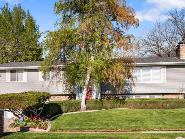 7683 S SILVER LAKE DR, Cottonwood Heights UT 84121