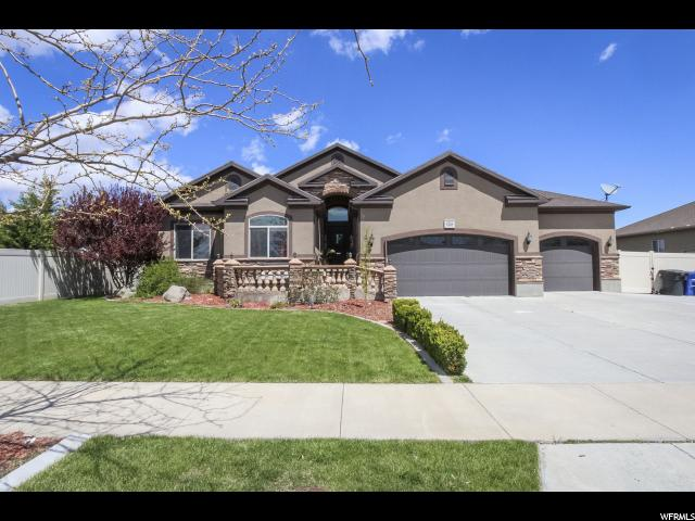 6246 W SWAN RIDGE WAY, West Jordan UT 84081