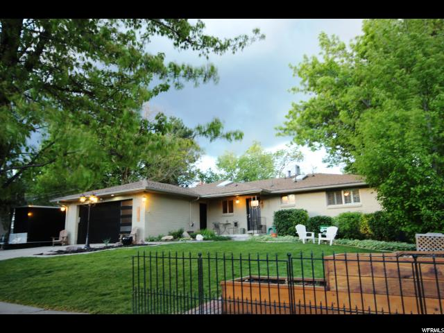 1416 E SARATOGA RD, Salt Lake City UT 84117