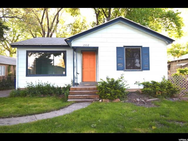 Home for sale at 1532 S Green St, Salt Lake City, UT  84105. Listed at 369000 with 5 bedrooms, 2 bathrooms and 1,611 total square feet