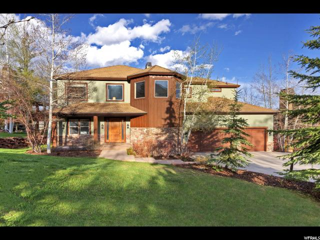 8886 SADDLEBACK RD, Park City UT 84098