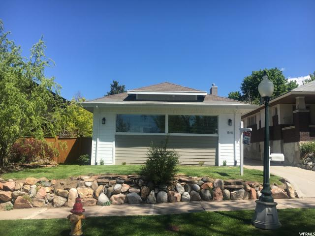 Home for sale at 1545 E Emerson Ave, Salt Lake City, UT  84105. Listed at 599000 with 4 bedrooms, 3 bathrooms and 1,960 total square feet