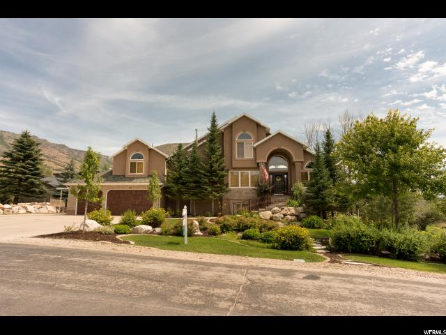 3798 N PATIO SPRINGS DR, Eden UT 84310
