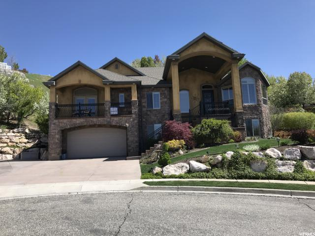 432 E EAGLE POINTE, North Salt Lake UT 84054