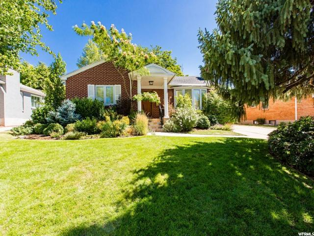 Home for sale at 1825 S 2300 East, Salt Lake City, UT 84108. Listed at 535000 with 3 bedrooms, 2 bathrooms and 2,329 total square feet