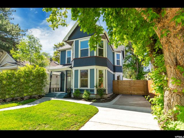 Home for sale at 342 E Edith Ave, Salt Lake City, UT 84111. Listed at 525000 with 3 bedrooms, 2 bathrooms and 1,778 total square feet