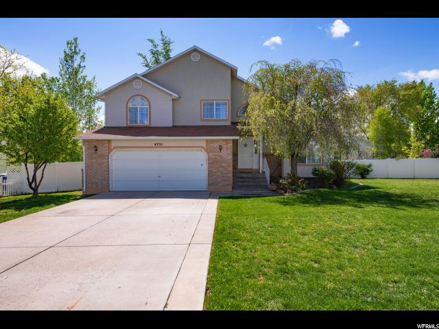 4751 W SUMMIT VLY, West Jordan UT 84088