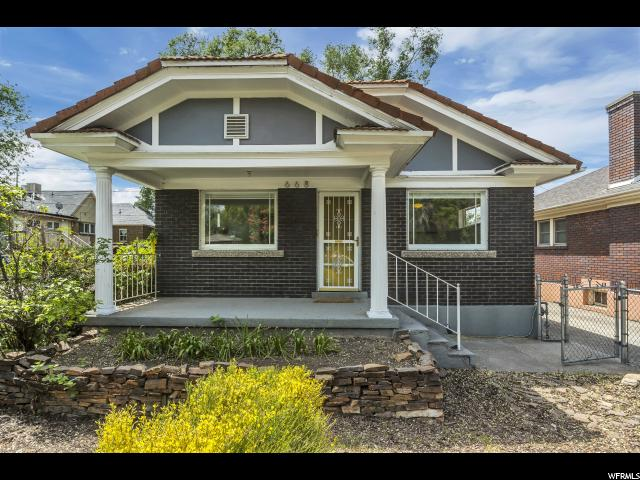 668 E KENSINGTON, Salt Lake City UT 84105