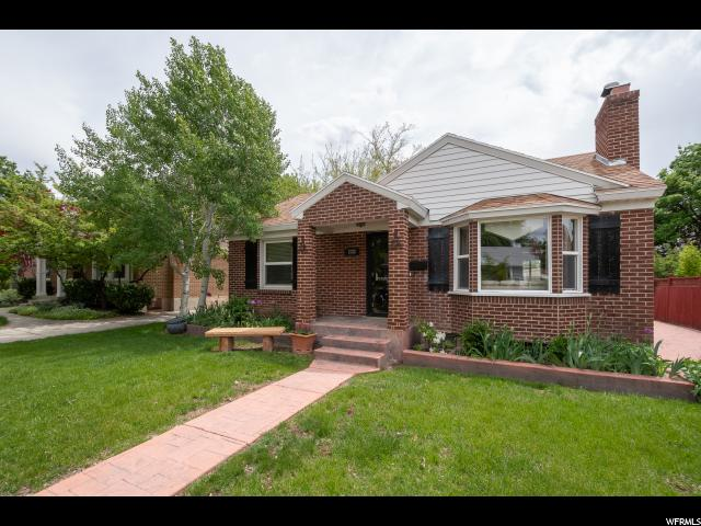 Home for sale at 2122 E Kensington Ave, Salt Lake City, UT 84108. Listed at 489000 with 3 bedrooms, 2 bathrooms and 2,004 total square feet