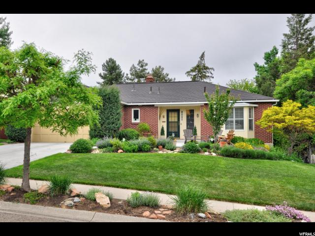 2458 E KENSINGTON AVE, Salt Lake City UT 84108