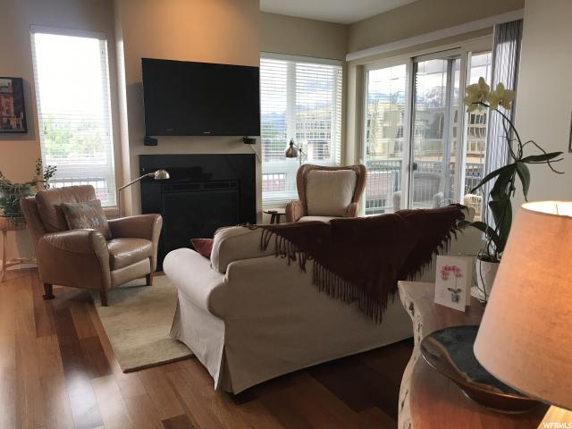 Home for sale at 350 S 200 East #521, Salt Lake City, UT  84111. Listed at 517000 with 2 bedrooms, 2 bathrooms and 1,147 total square feet