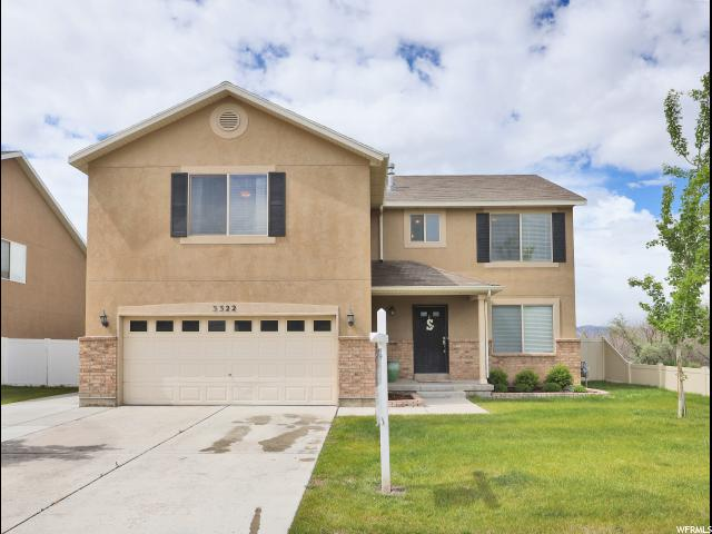 3322 W JORDAN WAY, Lehi UT 84043