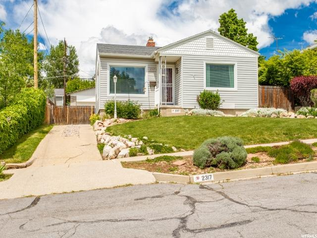 Home for sale at 2317 E Kensington Ave, Salt Lake City, UT 84108. Listed at 475000 with 3 bedrooms, 2 bathrooms and 1,710 total square feet