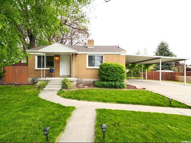 Home for sale at 539 E 3635 South, Salt Lake City, UT 84106. Listed at 369000 with 4 bedrooms, 2 bathrooms and 1,544 total square feet