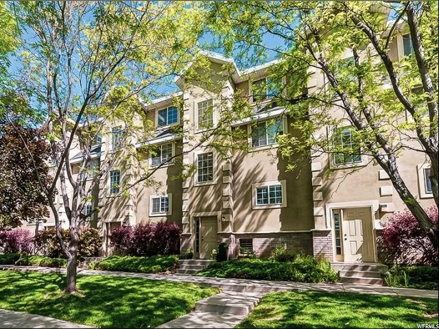 Home for sale at 379 E 600 South #3, Salt Lake City, UT  84111. Listed at 375000 with 3 bedrooms, 3 bathrooms and 1,600 total square feet