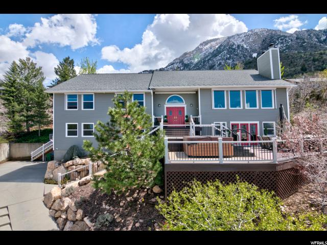 Home for sale at 4545 S Thousand Oaks Dr, Salt Lake City, UT  84124. Listed at 1095000 with 5 bedrooms, 3 bathrooms and 5,710 total square feet