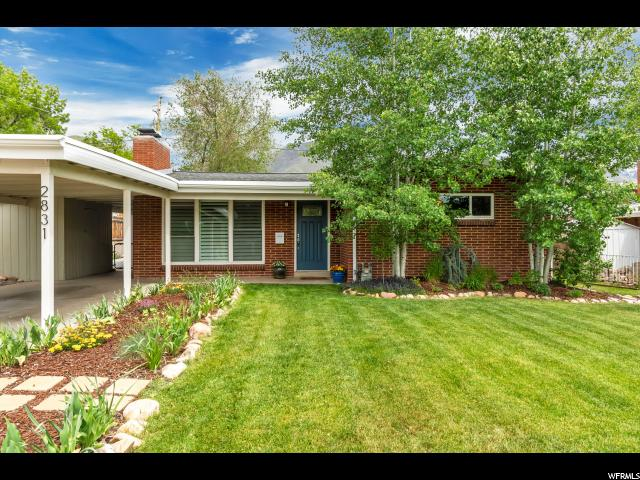 Home for sale at 2831 S 2700 East, Salt Lake City, UT  84109. Listed at 439900 with 4 bedrooms, 2 bathrooms and 2,114 total square feet