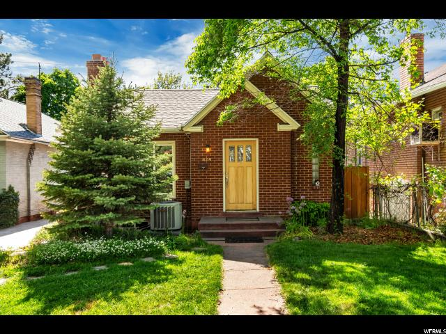 Home for sale at 624 S 1200 East, Salt Lake City, UT 84102. Listed at 439000 with 4 bedrooms, 2 bathrooms and 1,994 total square feet