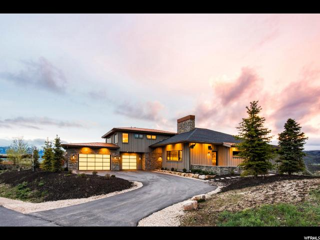 7901 WEST HILLS TRL Unit LOT 56, Park City UT 84098