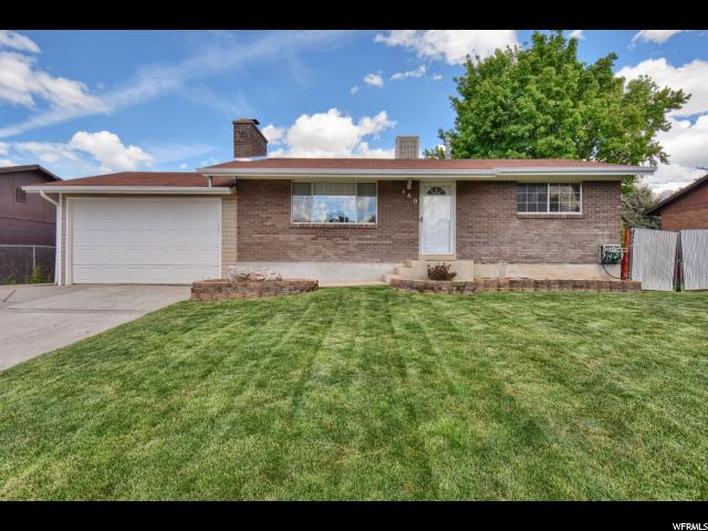 480 E 1900 N, North Ogden UT 84414
