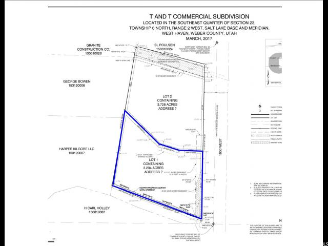 1777 1900, West Haven, Utah 84401, ,Commercial,industrial,For Sale,1900,1606330