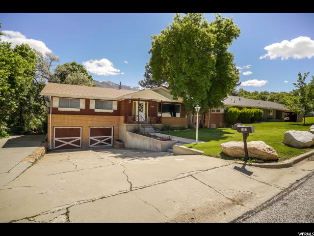 5072 BURCH CREEK DRIVE, South Ogden UT 84403