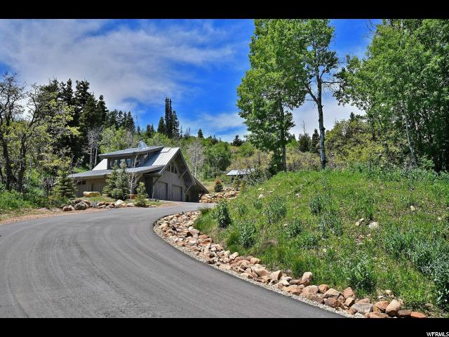 1125 TOLLGATE CANYON RD, Park City UT 84098