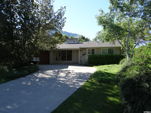 Home for sale at 2368 E Briarwood Dr, Holladay, UT 84124. Listed at 469900 with 4 bedrooms, 2 bathrooms and 2,378 total square feet
