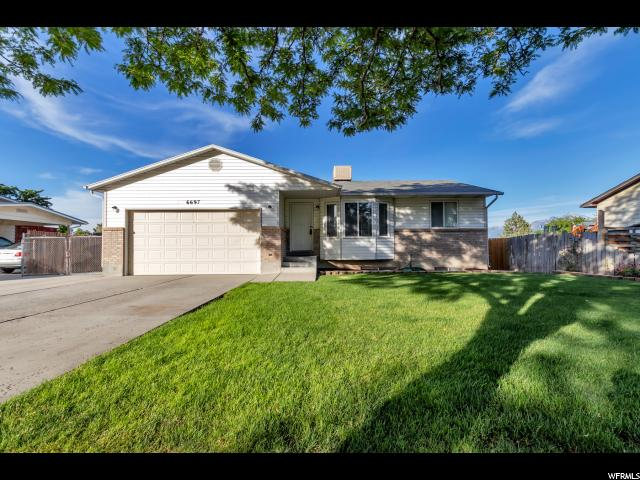 6697 S DIXIE DR, West Jordan UT 84084