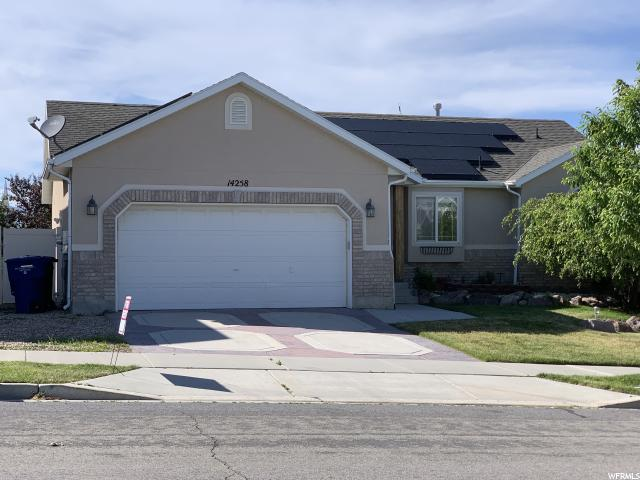 14258 S CROWN ROSE DR, Herriman UT 84096