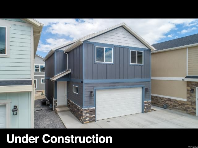 8641 N COTTONWOOD ALY Unit A6, Eagle Mountain UT 84005