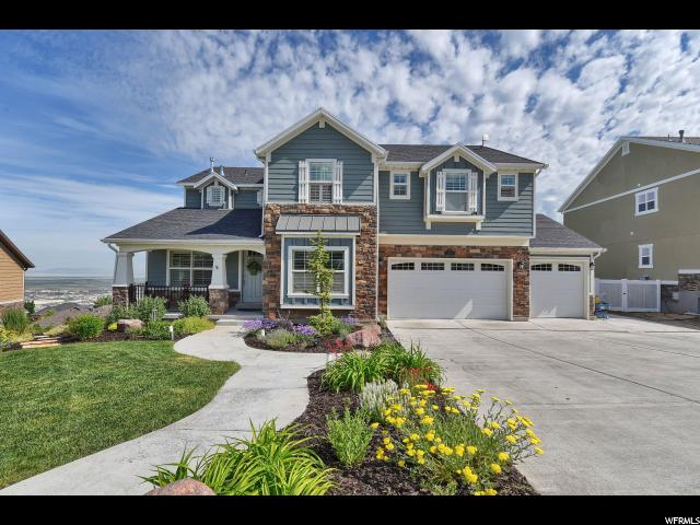 659 E RIDGE TOP CIR, North Salt Lake UT 84054