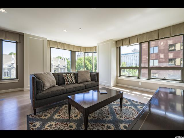 Home for sale at 99 W South Temple St #307, Salt Lake City, UT  84101. Listed at 1150000 with 2 bedrooms, 2 bathrooms and 1,844 total square feet