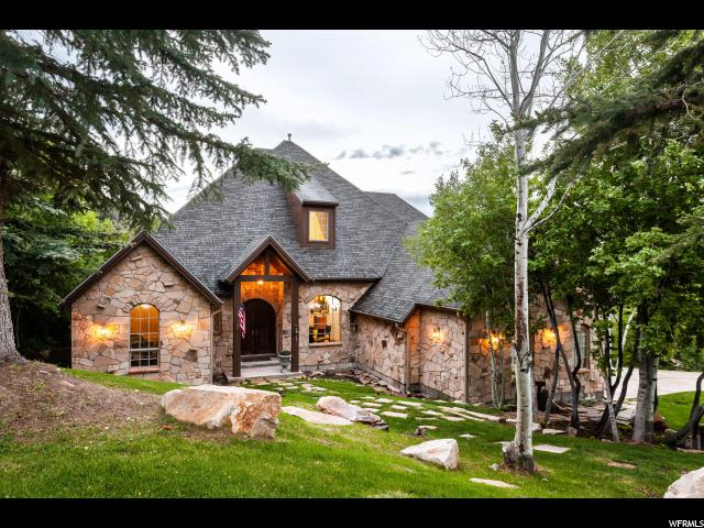 7303 PINE RIDGE DR, Park City UT 84098