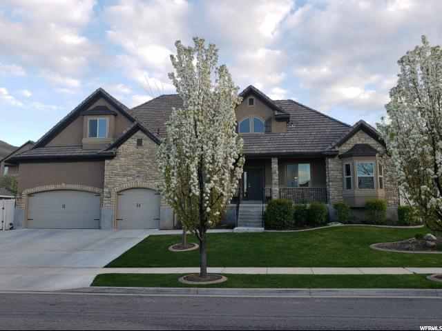 6951 W COYOTE RIDGE CIR, Herriman UT 84096