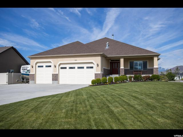 589 N WILLOW HAVEN AVE, Lehi UT 84043
