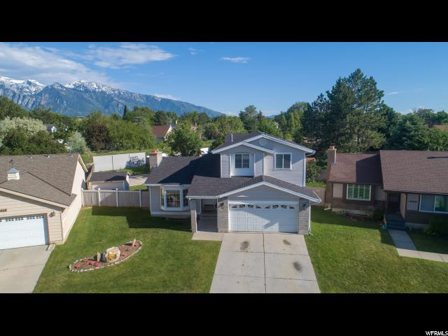 1402 E VINTRY LN, Salt Lake City UT 84121