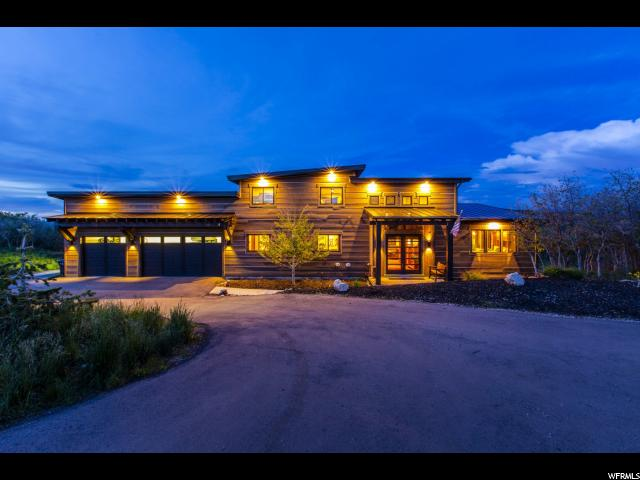 1682 E OAKRIDGE RD, Park City UT 84098